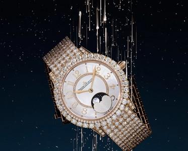 腕上花开月正圆,中秋节你不知道的腕表「月相事」
