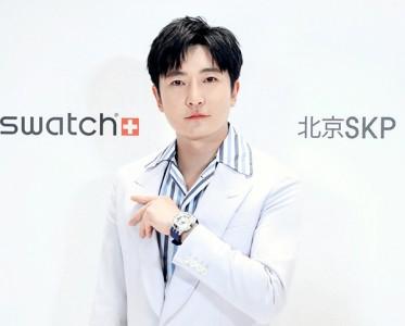 SWATCH FLYMAGIC北京SKP限时体验店强势开启