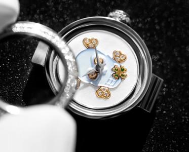 探索迪奧Tête de mort 高級腕表的匠心工藝