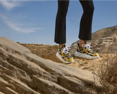 VERSACE呈獻2020年初春CHAIN REACTION運動鞋