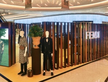 FENDI亚洲首站SolarDream期间限定店于澳门银河