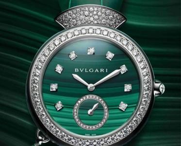 清新又治愈,让春意盎然的绿色腕表跳跃腕间!
