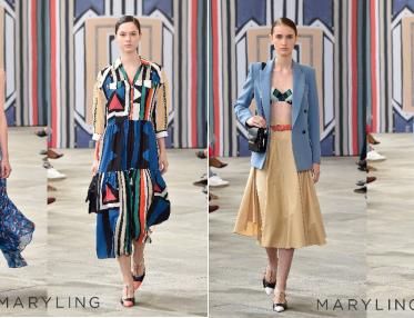 MARYLING 2021春夏系列米兰发布 聆听艺术美学