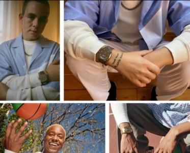 古驰推出GRIP系列腕表创意项目第二季 致敬街头运动风尚