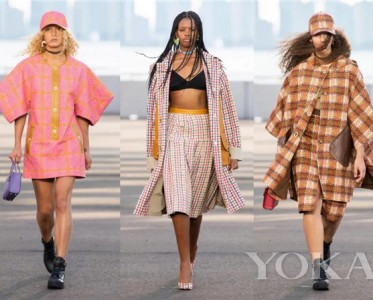 千呼万唤始出来,纽约时装周等来春天了吗?