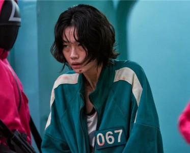 鱿鱼游戏67号全球爆红,亚洲男生建模脸天花板是谁?