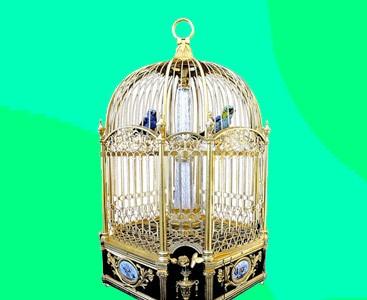 我在故宫修文物热映 你发现雅克德罗的钟了么