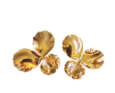 不规则设计的金色珠宝 只看一眼就沦陷!