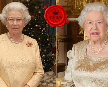 王室风云:英王室版十年挑战 凯特变美女王容颜不老!