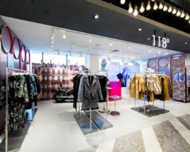 突破局限探索多维自我 潮流时尚品牌118°正式开幕