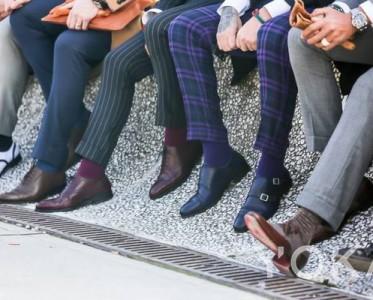 男生球鞋鄙视链