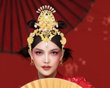 """中国色彩续写华丽篇章,毛戈平""""气蕴东方""""载誉而来!"""