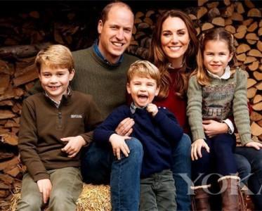 英王室最新圣誕賀卡照,15歲丹麥王子感染新冠