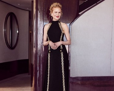 Nicole Kidman等眾星身著路易威登亮相第78屆金球獎