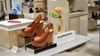法国高级摩登鞋履品牌Clergerie (克格丽) 正式启幕
