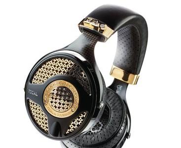 黄金钻石加身售价超100万 全球最贵的10款耳机