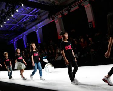 2017上海国际少儿模特大赛全国总决赛 完美落幕