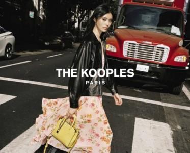 THE KOOPLES品牌新缪斯 发布2019春夏系列广告大片