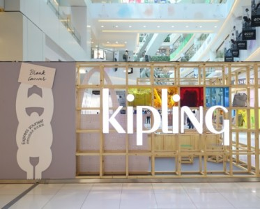 Kipling BLANK CANVAS系列全新上市
