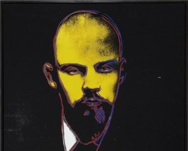 富藝斯即將舉行 安迪·沃霍爾《列寧》系列倫敦展售會