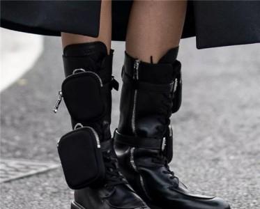 那些马丁靴迷妹,立志穿它到退休!