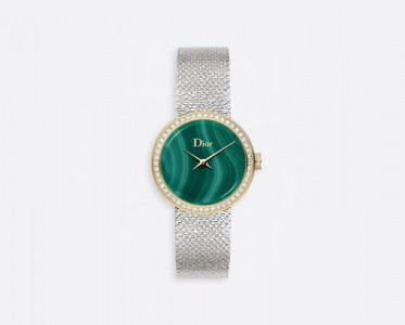 探索Dior Satine高级腕表的柔美气质