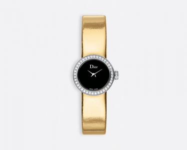 La D de Dior系列高級腕表 無限創意