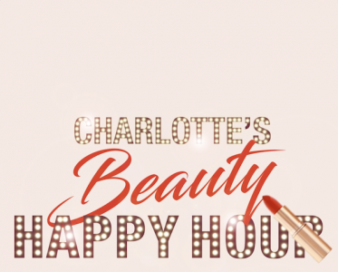 Charlotte's Beauty Happy Hour线上茶话会