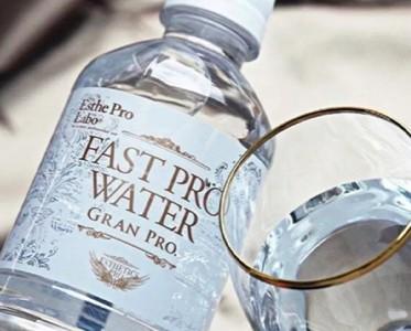 Esthe Pro Labo天然饮用水,让喝水不仅仅是喝水