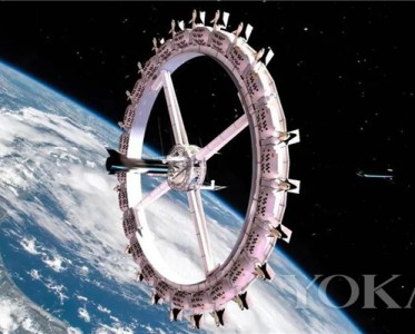 住一晚「太空旅館」,帶寵物趕場時髦!