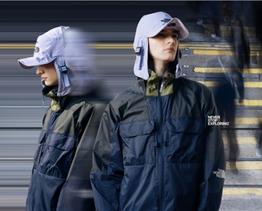 THE NORTH FACE URBAN EXPLORATION春夏系列