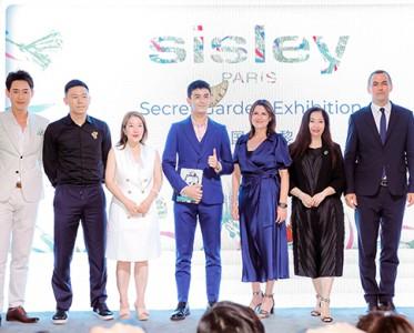 Sisley法国希思黎品牌首展开幕 携手吴磊探寻植萃秘境