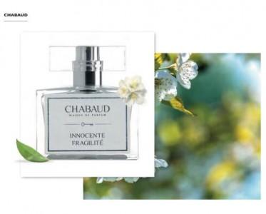 一抹甜蜜的嗅觉回忆 CHABAUD Maison de Parfum