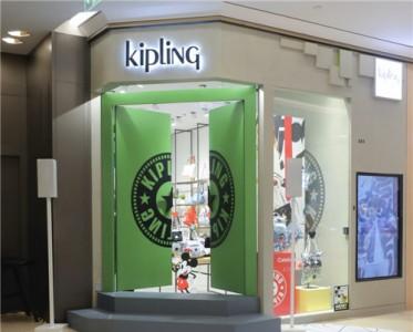 Kipling港汇全新概念店,邀请年轻人一起#就要轻潮流#