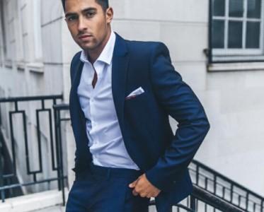 明明都是藍襯衫 憑什么他穿起來比你有魅力