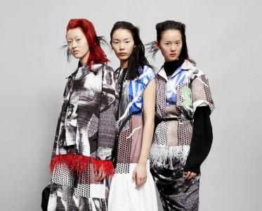 设计师钟嘉琦:做服装设计就像给自己的洋娃娃穿衣服