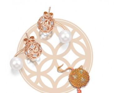 在最美的月圆夜 用中式珠宝和腕表传情达意