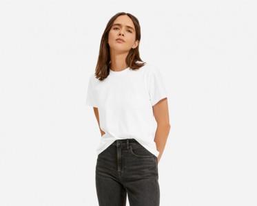 Everlane推出全新有机棉T恤,为地球环保事业做贡献!
