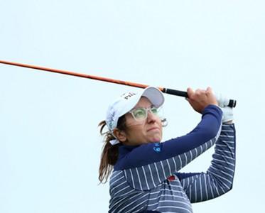 英国女子公开赛首轮 艾米·奥尔森交67杆单独领先