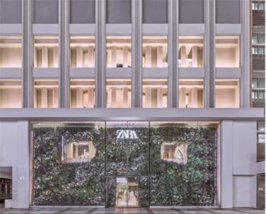 Zara亚洲最大门店于北京盛大开业