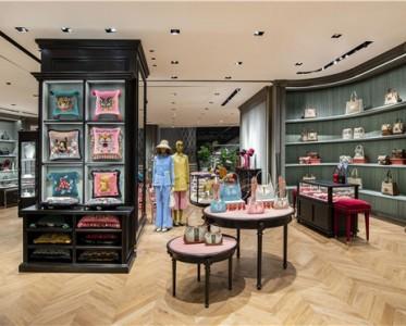 古馳宣布上海環貿Iapm店重裝開幕