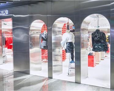 米兰时装周设计师品牌ANNAKIKI入驻北京芳草地