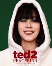 PEACEBIRD x TED合作系列暖心上市