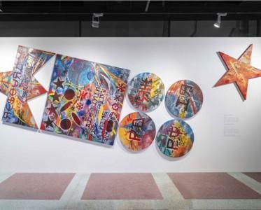 """展览""""过去的未来主义""""于北京展览馆开幕"""