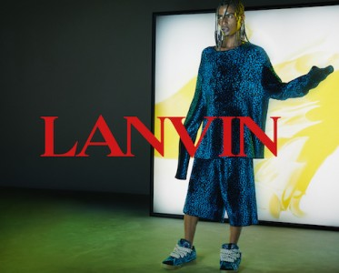 全新發布LANVIN 2021秋冬系列廣告大片
