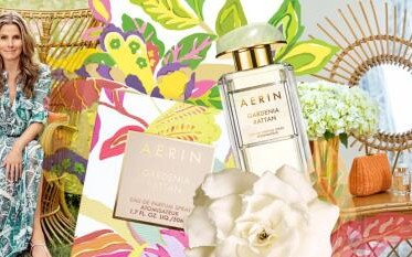 AERIN奢宠香氛系列将上市 打造缤纷定制化香氛衣橱