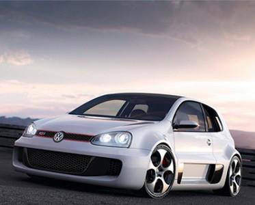 这台高尔夫可能是大众造出来最疯狂的车