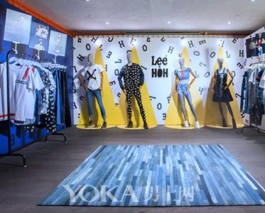 Lee  X 天猫超级品牌日 引领丹宁领域风向标