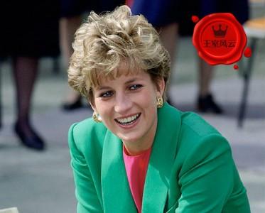 王室风云:各王室都喜欢这么穿 把绿色穿出高级感!