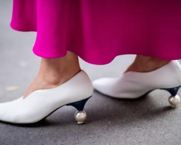 老奶奶们穿的鞋 现在正时髦